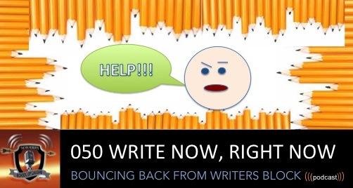 050 WRITER'S BLOCK