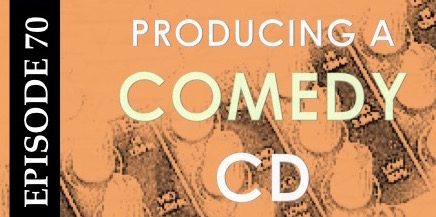Producing a CD