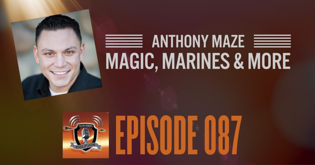 Anthony Maze Magic