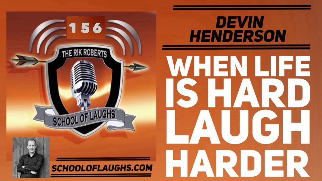 devin henderson school of laughs