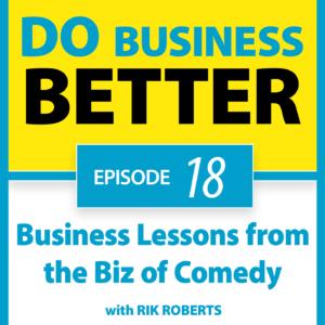 Damian Mason do business better