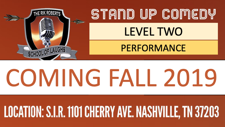stand up comedy classes in nashville, tn