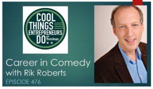 Rik Roberts on Thom Singer's Podcast