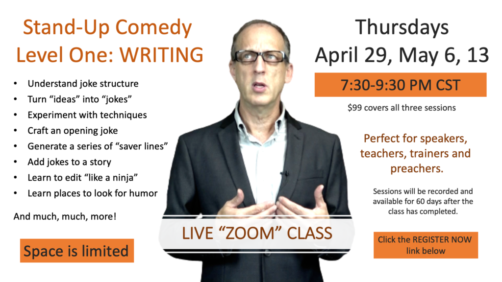 Comedy Classes Online